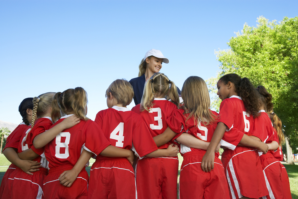 How to Coach Your Team in More Than Sports
