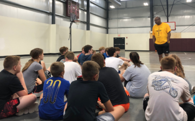 Sports Reach Basketball and Cheer Camp Recap
