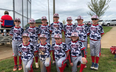 11U Sports Reach Baseball Team Wins USSSA National Championship