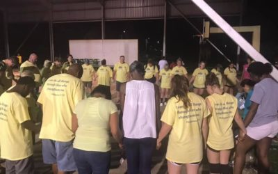 Sports Reach Sends Volleyball Team to Belize