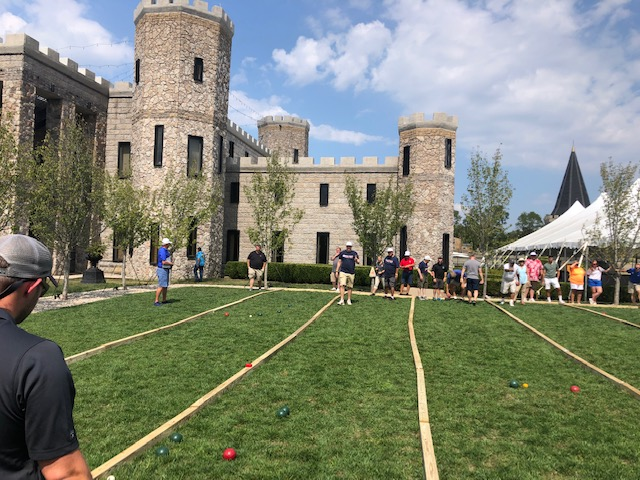Sports Reach Attends Bocce Tournament