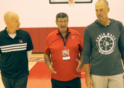 Robby Speer's 94 Feet with Chris Mack and Jay Bilas