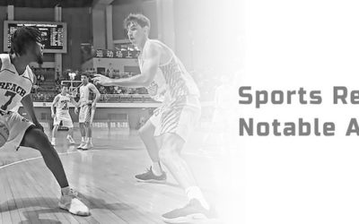Sports Reach Notable Alumni