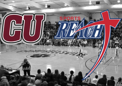 Sports Reach & Campbellsville University Host Alumni Night & Shoe Drive