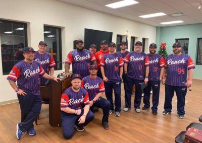 Sports Reach Softball: January Florida Mission Trip