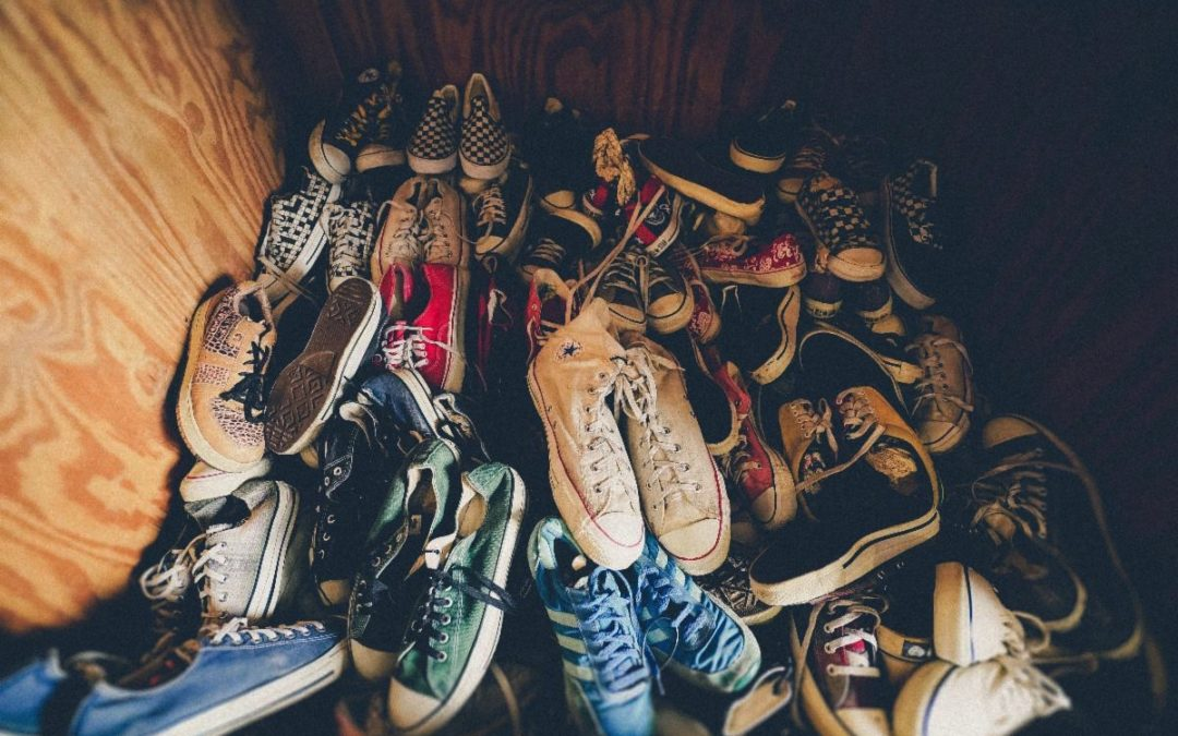 The March On 2020 Shoe Drive