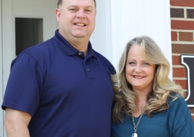 Sports Reach Welcomes Kelly and Jody Combs