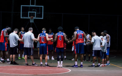 Update on Sports Reach's Basketball Trip to Belize