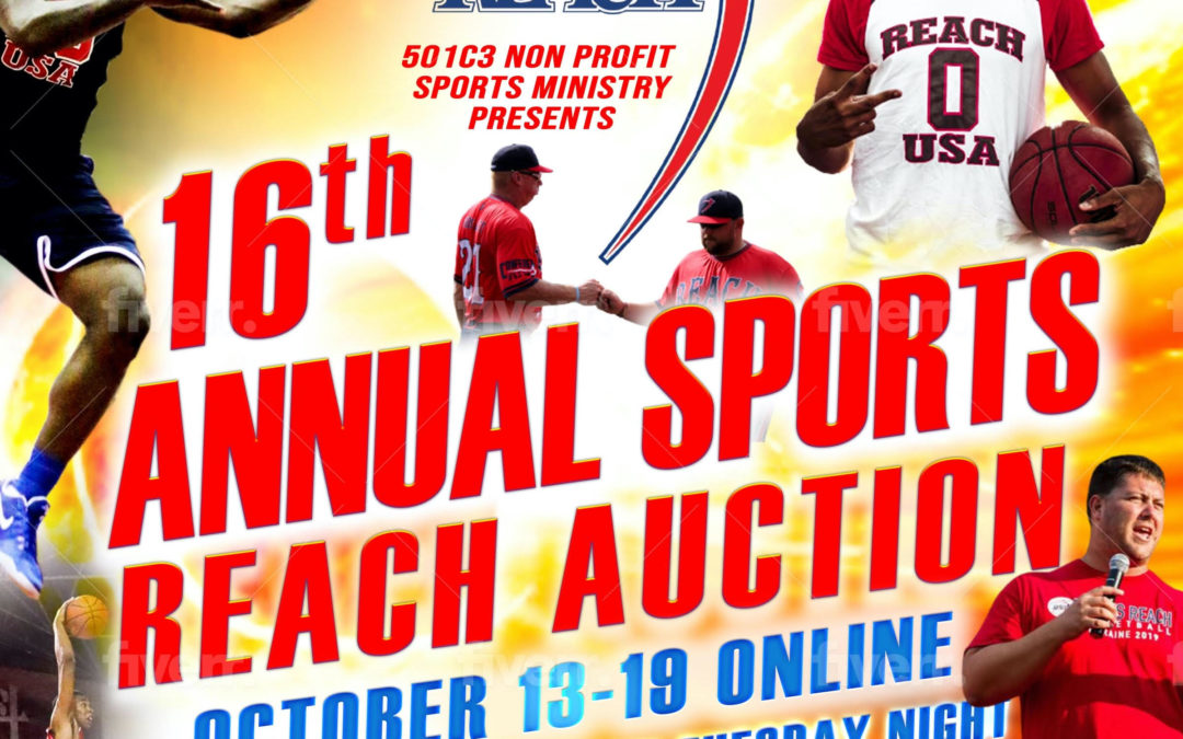 Our Online Silent Auction is live!
